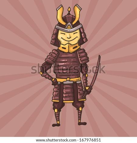 crafty samurai