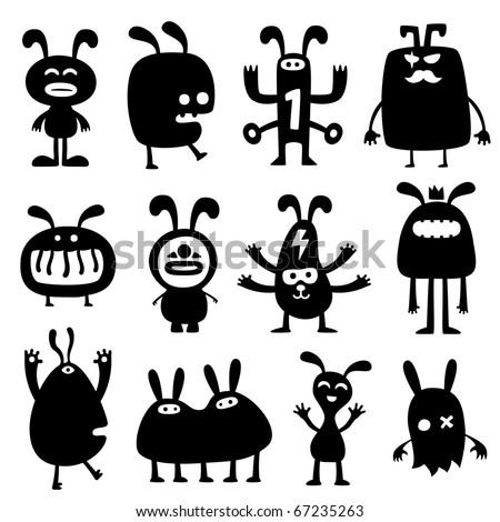 crazy rabbits set01