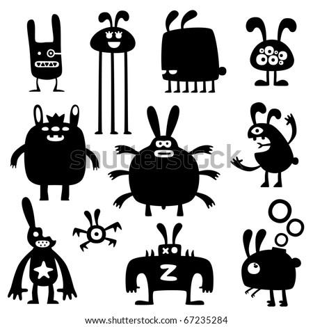 crazy rabbits set03