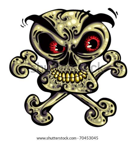 angry pirat deg hallstadt