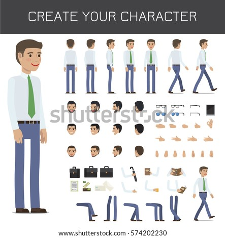 create your character