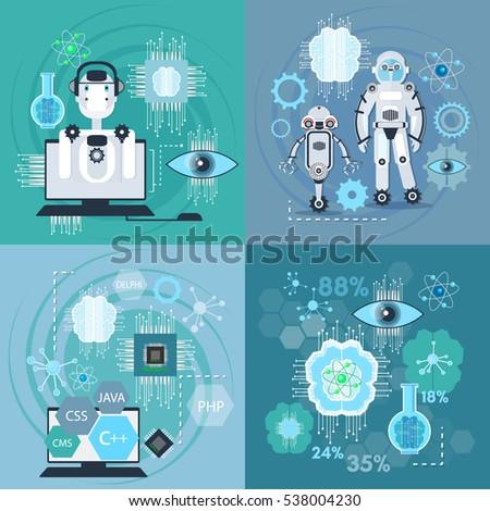creation of robots
