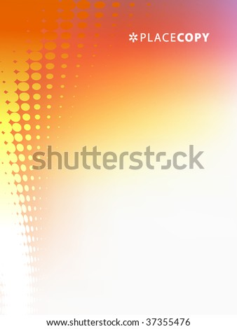 creative abstract vector template
