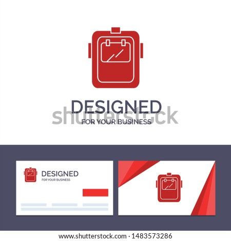 Creative Business Card and Logo template Mask, Welding, Protection, Welder, Headgear Vector Illustration