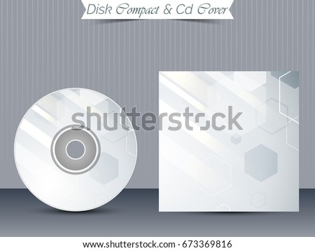 Cd Case Template  Download Free Vector Art Stock Graphics  Images