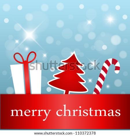Creative Christmas Card