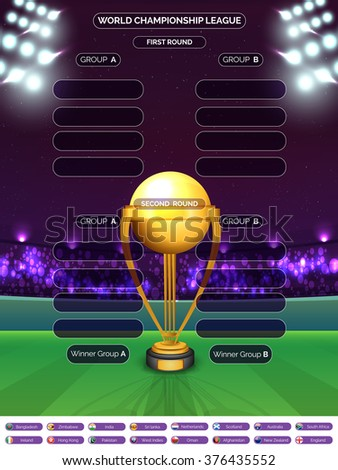 creative cricket match schedule