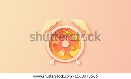 creative design for alarm clock
