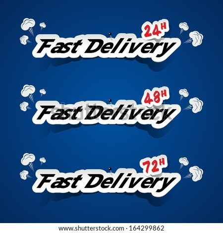 creative fast delivery banners