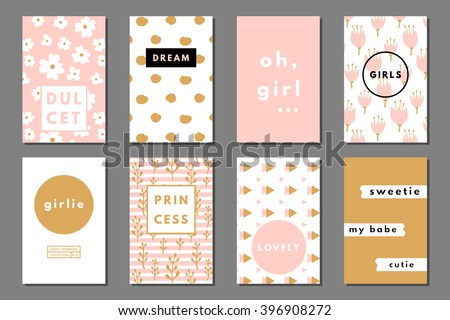 creative girlie printable