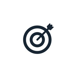 creative icon. filled illustration. From Success icons collection. Isolated sign on white background.