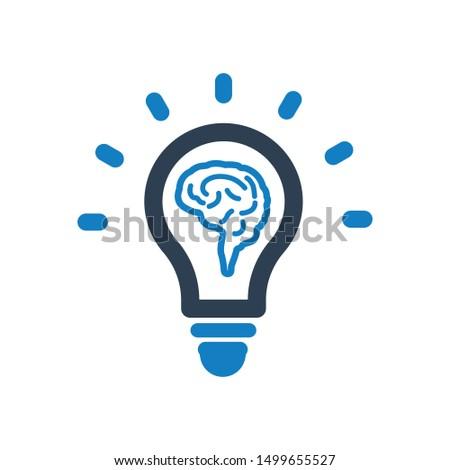 Creative Idea Icon, Idea Icon