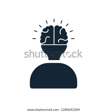 creative idea , people , idea, business idea icon