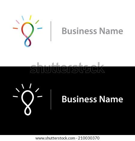 creative infinity logo