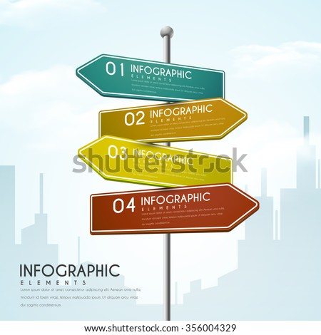 creative infographic design