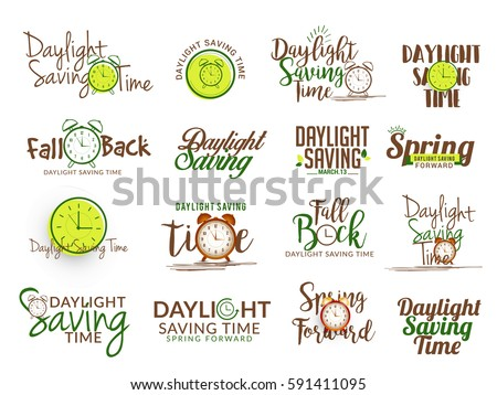 creative lettering set for