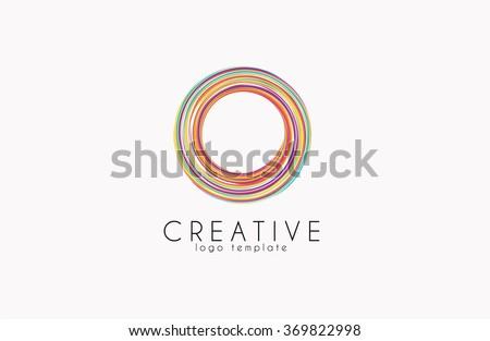 creative logo colorful logo