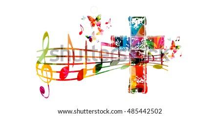 creative music style template