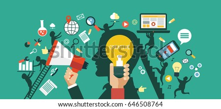 creative network concept