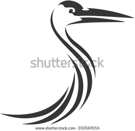 creative sandhill crane