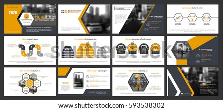 Creative set of abstract infographic elements can be used in design presentation template, brochure, flyer, leaflet, corporate report, marketing, advertising, annual report, banner.