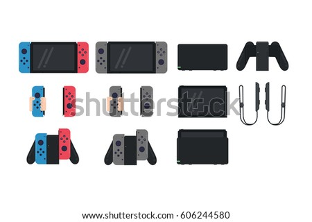 creative switch console set