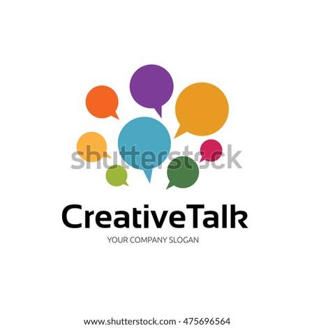 Creative Talk Logo