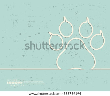 creative vector animal