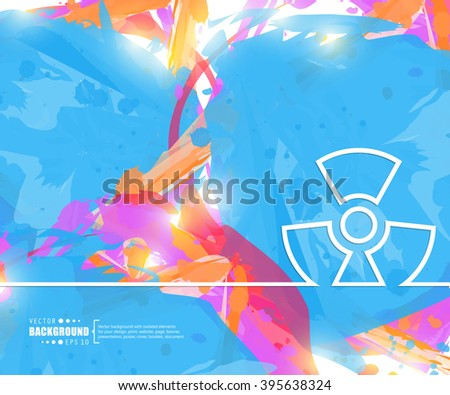 creative vector radioactively
