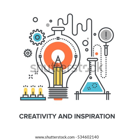 creativity and inspiration