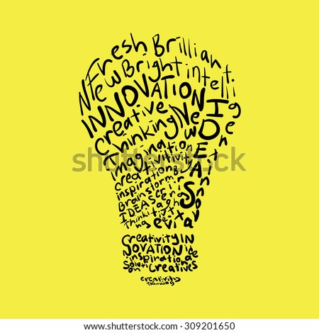 Creativity Creative Innovative Ideas Concept Background