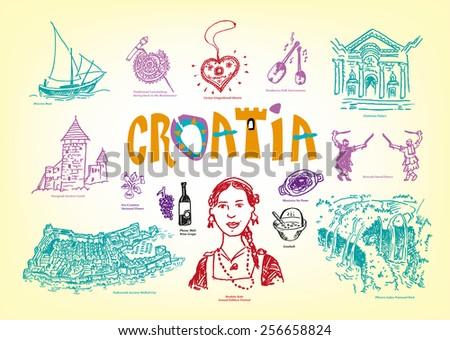 croatia culture and tourist