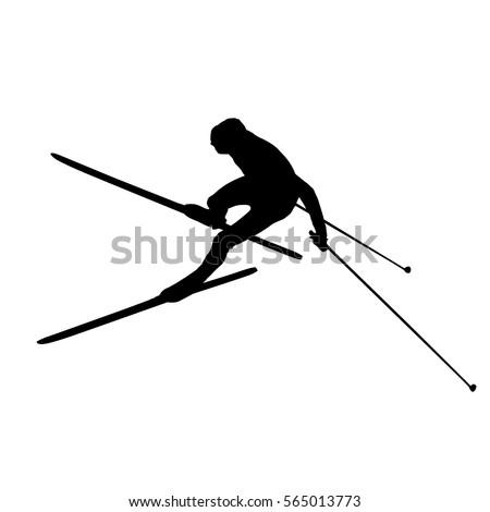 cross country skiing  unusual