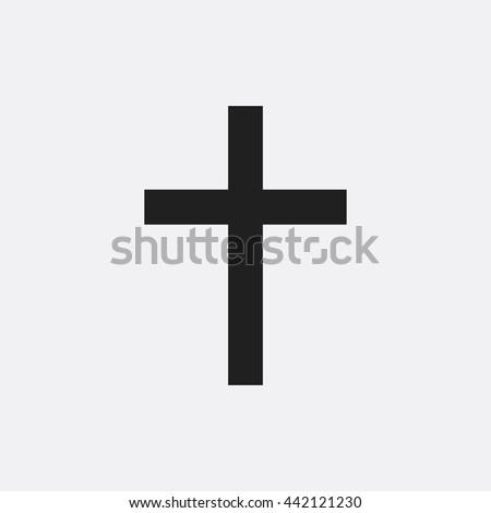 cross icon  cross icon eps10