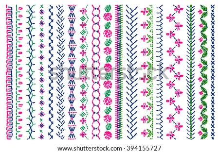 Stitch - Free Photoshop Brushes at Brusheezy!