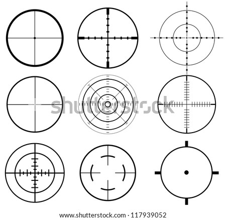 crosshair set
