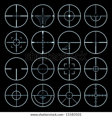 crosshairs set