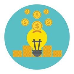 crowd funding vector