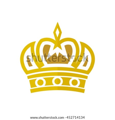 crown logo king royal queen