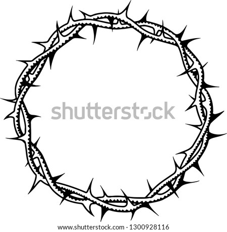 crown of thorns of jesus christ