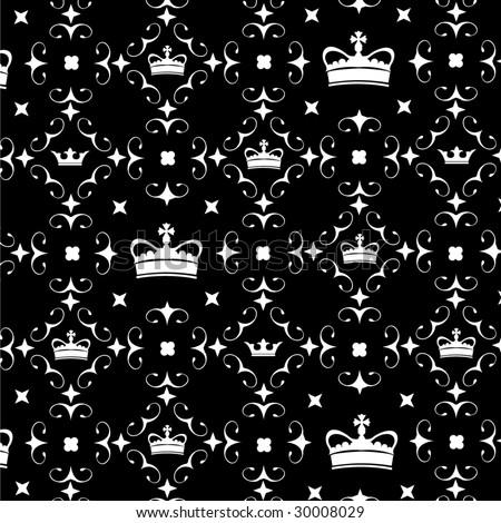 King Crown Wallpaper King Crown Wallpaper Hd Crown pattern wallpaper