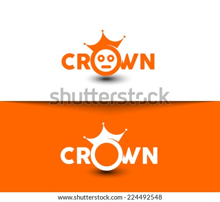 Crown Logo Vectors Download Free Vector Art Stock Graphics Images