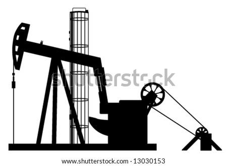 Crude Oil Pump Outline