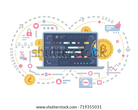 Crypto currency and block chain