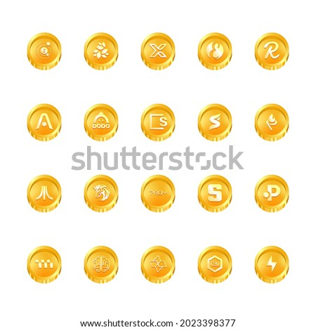 crypto currency coins digital