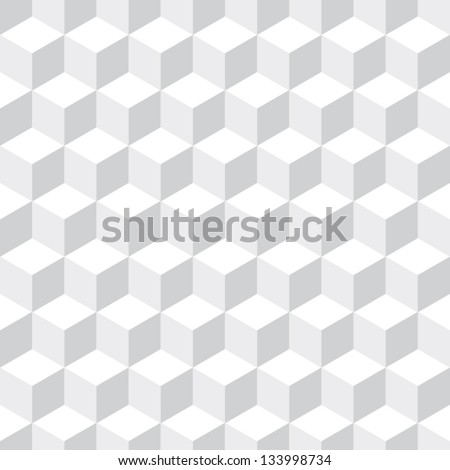 cubes seamless pattern background