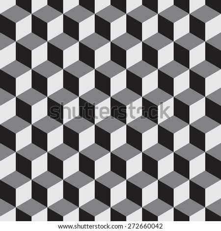 cubes seamless  vector