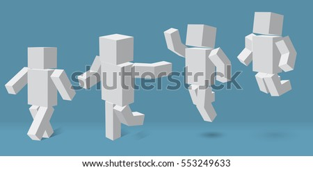 cubic character in four