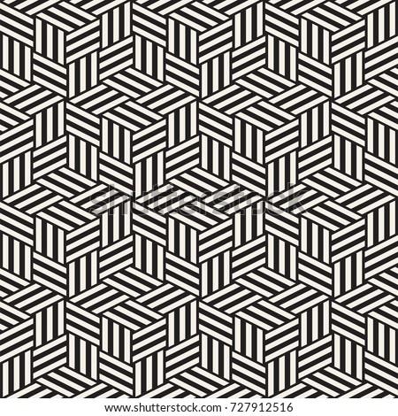 cubic grid tiling endless