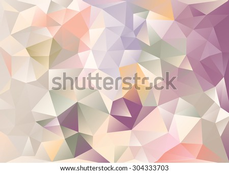 stock-vector-cubism-background-beige-and-purple-and-multicolor